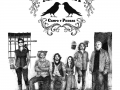 Milana debutan con Campo y Piedras nuevo disco de Country Rock extremeño