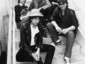 Ian McLagan con Dylan