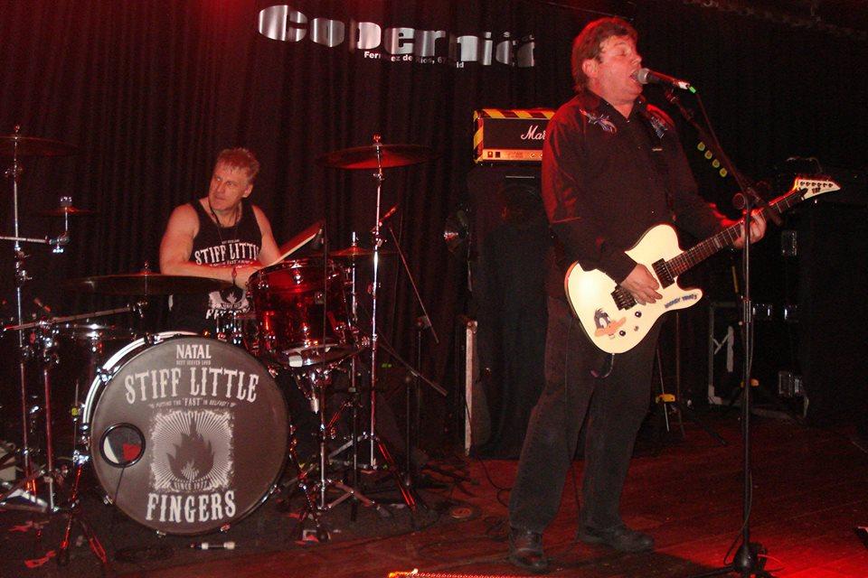 STIFF LITTLE FINGERS 10