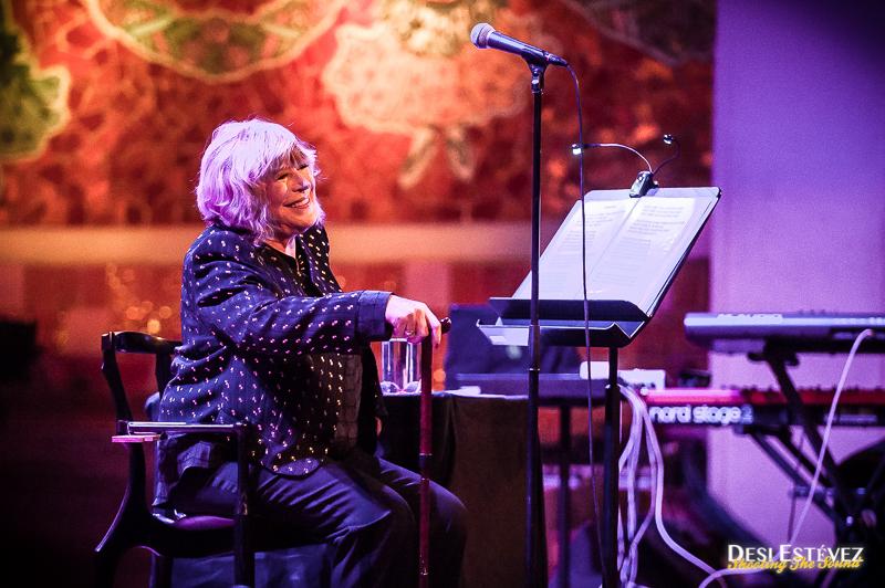 Marianne Faithfull Give my Love to Barcelona Festival Millenni