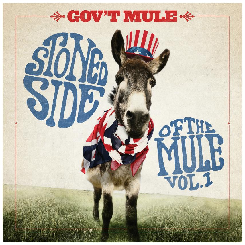 Gov't Mule Stoned Side of the Mule Vol.1, nuevo disco de versiones de los Rolling Stones