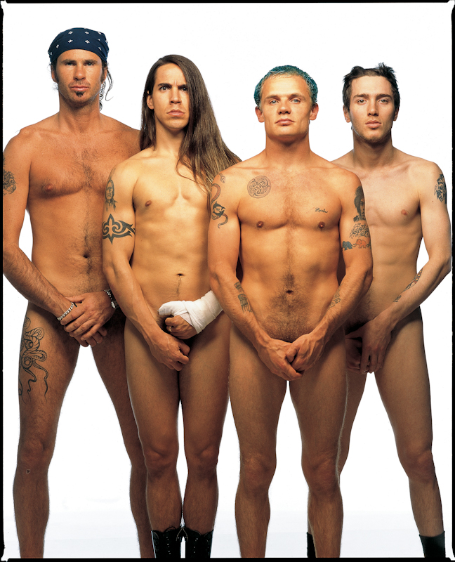 Red Hot Chili Peppers nuevo disco 2015