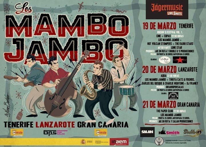 Los Mambo Jambo en Tenerife Lanzarote y Gran Canaria 2015.jpg