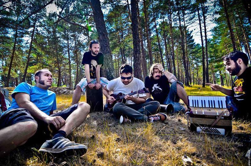Ukulele Clan Band No Sugar, nuevo disco