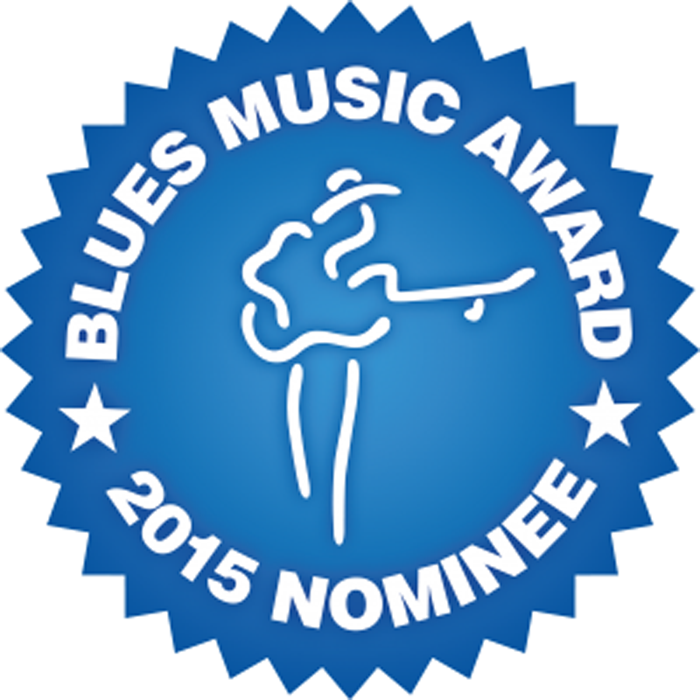 Premios Blues Music Awards 2015 nominados