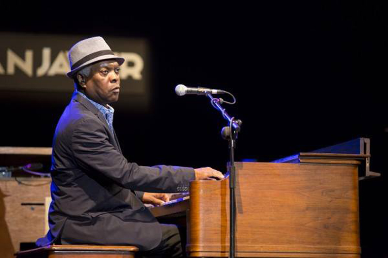 Booker T. Jones en Bilbao y Madrid de 2015