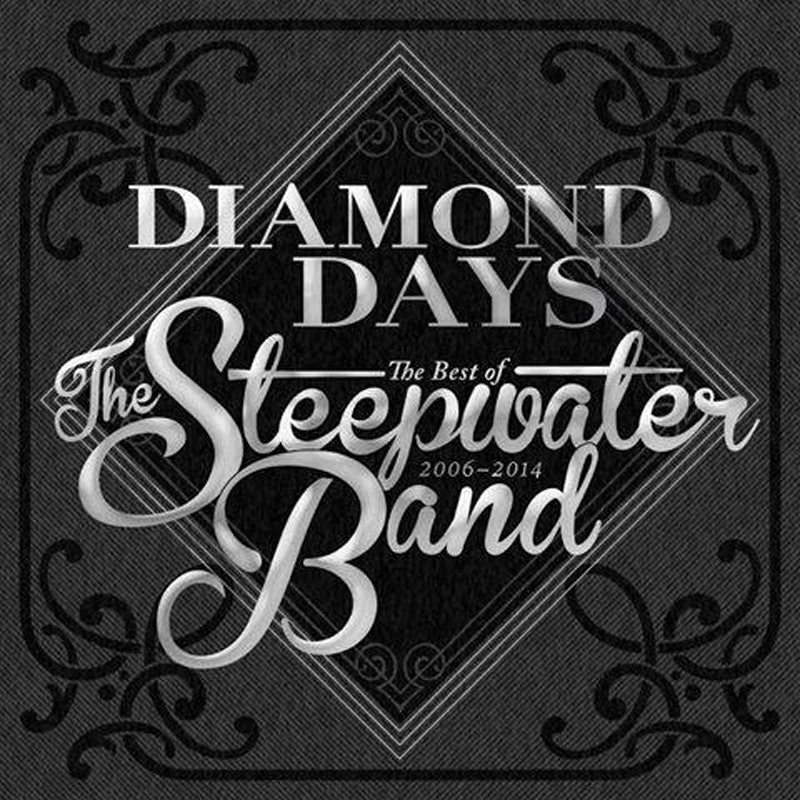 The Steepwater Band publica Diamond Days The Best of The Steepwater Band 2006-2014, nuevo recopilatorio