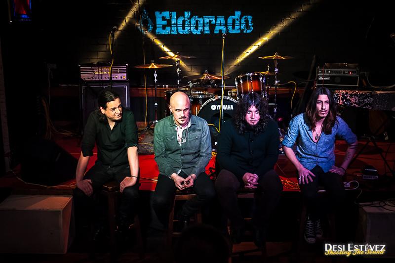 Eldorado rueda prensa Barcelona Karma Generator 2015