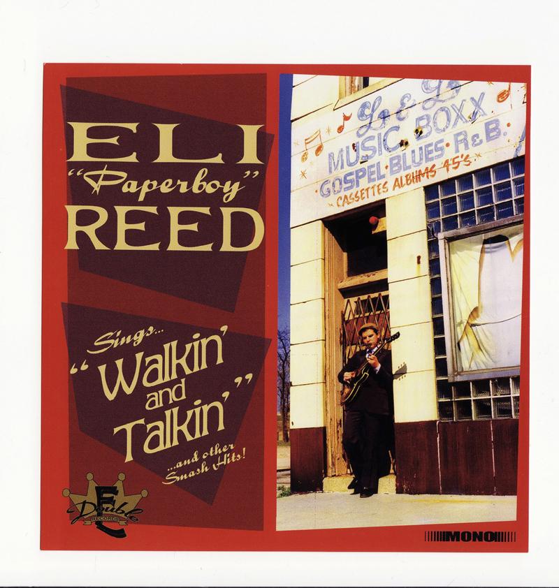 Gira española de Eli Paperboy Reed décimo aniversario