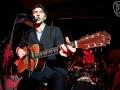 Luke Winslow King en el Kafé Antzokia de Bilbao por primera vez