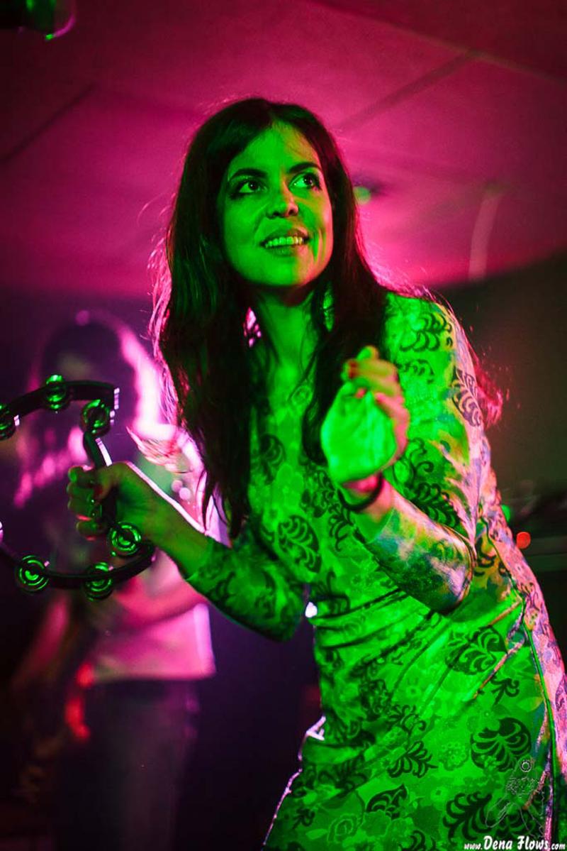 Entrevista a Rubia que presenta su nuevo disco titulado Barman