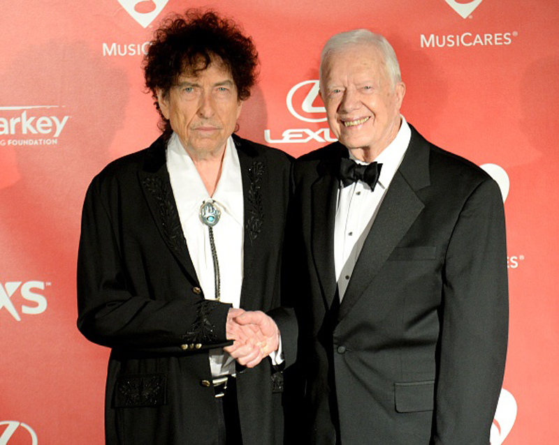 Bob Dylan Person of Year 2015 MusiCares.