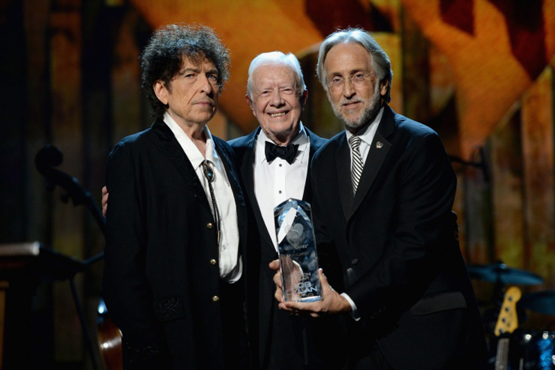 Bob Dylan Person of Year 2015 MusiCares.1