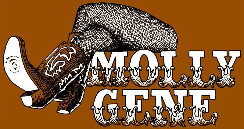Molly Gene One Whoaman Band gira española 2015 y nuevo disco