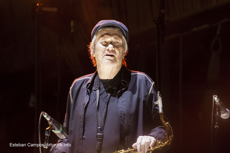The Rolling Stones US & Canada Tour 2015 sin Bobby Keys
