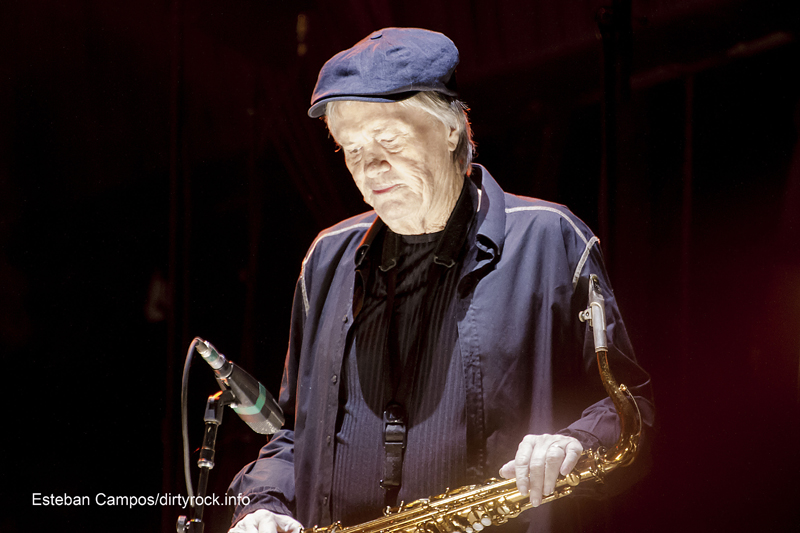 The Rolling Stones USA & Canada Tour 2015 sin Bobby Keys