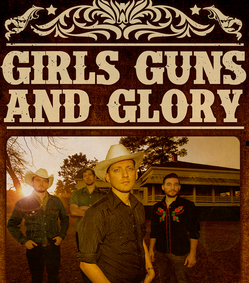 Girls Guns and Glory publican nuevo disco A Tribute to Hank Williams Live!.png