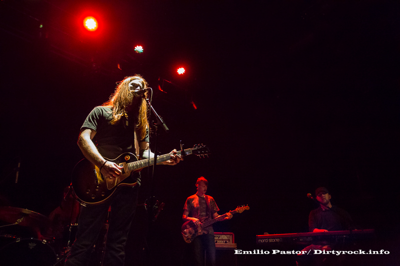 Cody Beebe and The Crooks Alicante 2015.jpg