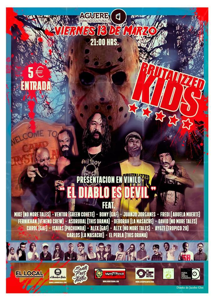 Brutalizzed Kids en la feria del disco canario.jpg