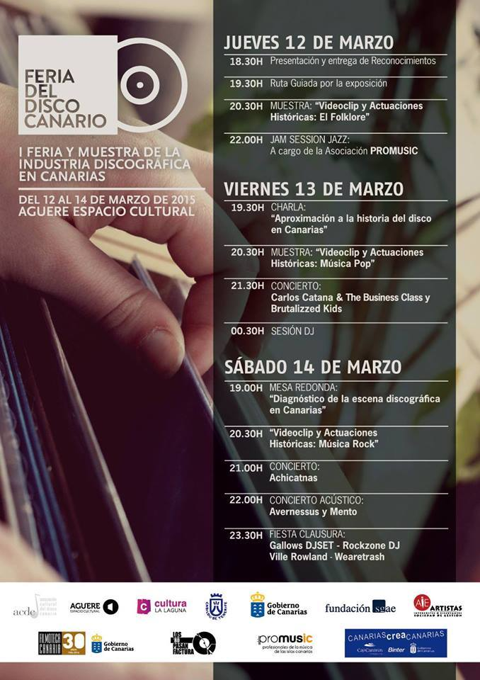Feria del disco canario Tenerife 2015.jpg