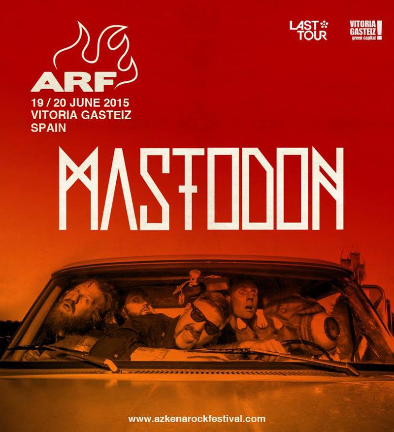 John Paul Keith, D-Generation y Mastodón se suman al Azkena Rock..jpg