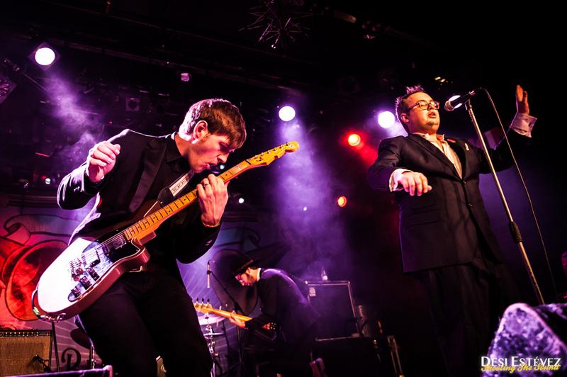 St. Paul & The Broken Bones durante su actuación en Barcelona.JPG
