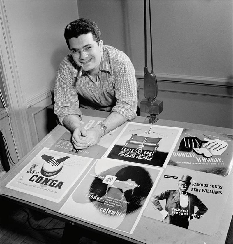 Alex Steinweiss primer diseñador portadas discos Record Store Day.jpg
