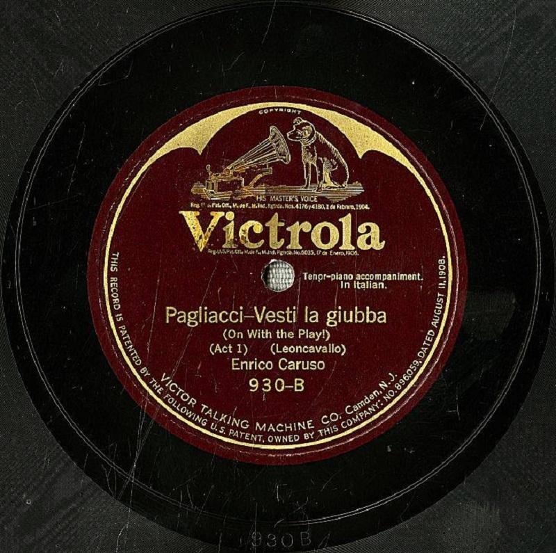 Primer Vinilo de la historia Caruso Record Store Day.jpg