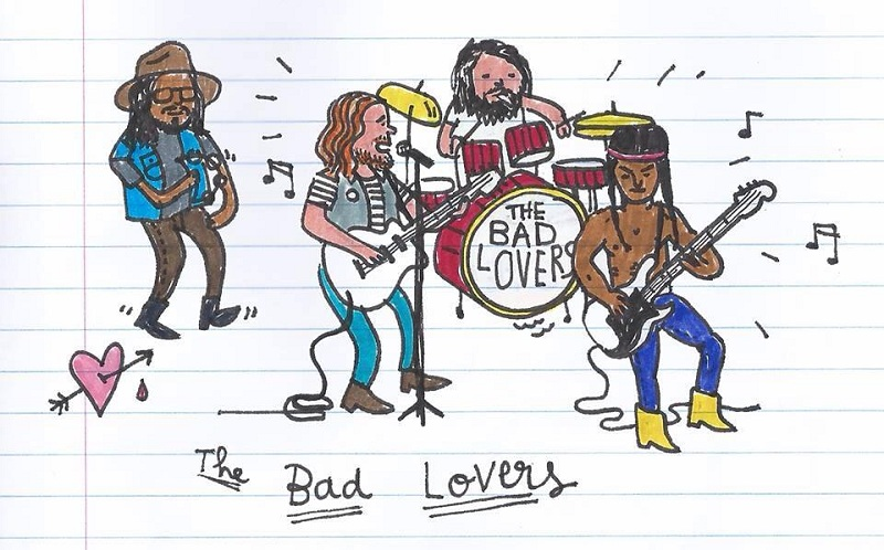 Entrevista a The Bad Lovers banda de Rock de Austin Texas.jpg