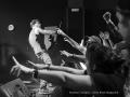 Marky Ramones Blitzkrieg en el Aguere Espacio Cultural 01/05/2015