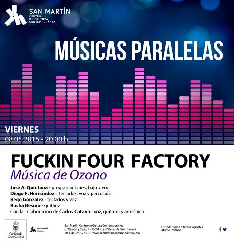 Fuckin 4 Factory - Musica de Ozono