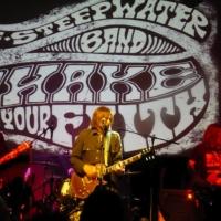 The Steepwater Band Alcalá Henares 2016 concierto