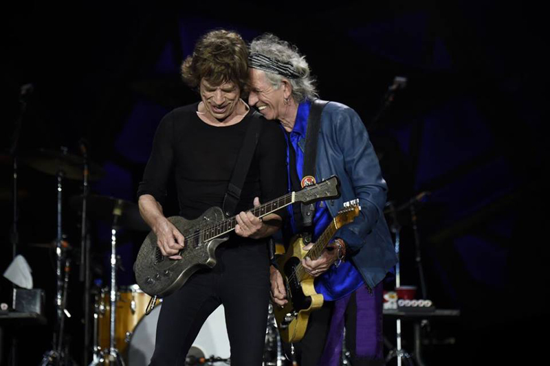 Stones abren gira americana en San Diego