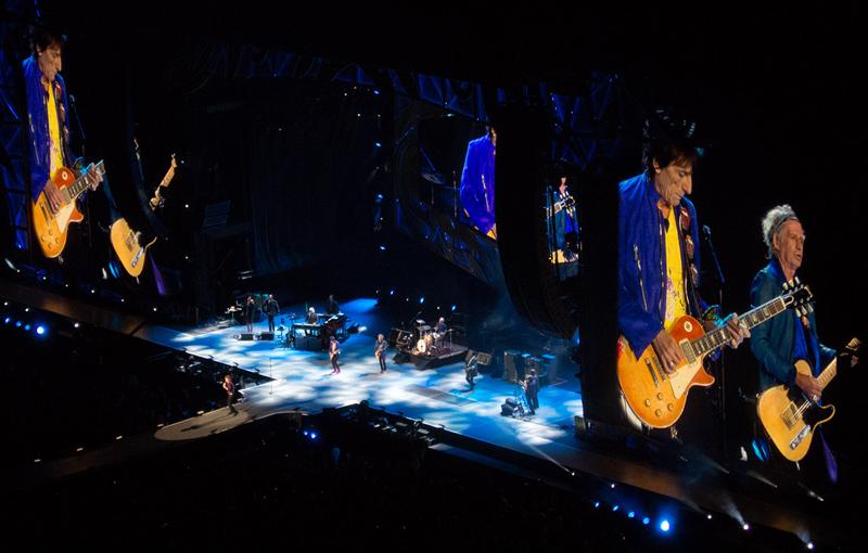 The Rolling Stones en San Diego 2015.12