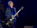 5/23/2015 San Diego, Ca. | The Rolling Stones begin their US Tour Sunday night at Petco Park downtown. Keith Richards, lead guitarist gets lays down the bands iconic riffs for a sold out crowd.  | Photo Sean M. Haffey