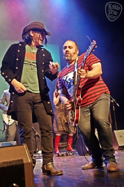 Mike Farris en el MAZ Festival 2015.9