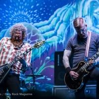 Mastodon en el Azkena Rock Festival 2015
