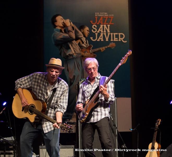 John Hiatt Jazz San Javier