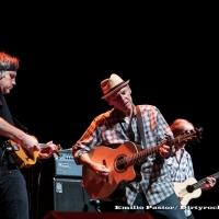 John Hiatt en Jazz San Javier 2015
