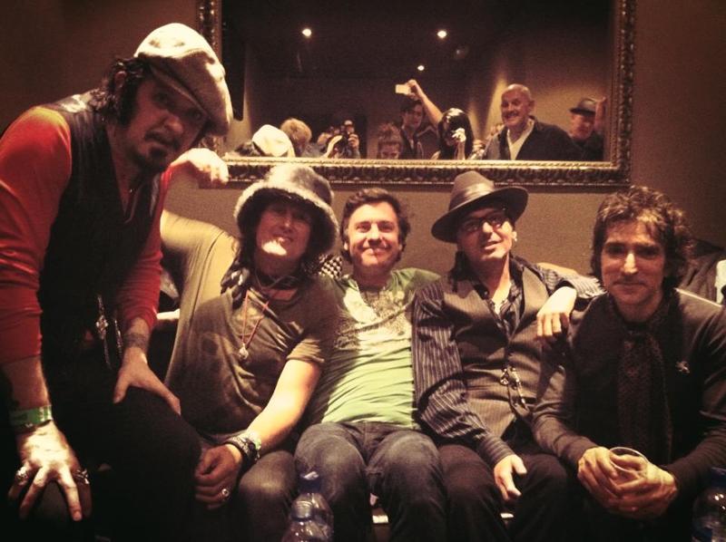 Paul Hornby ha muerto batería de The Dogs D'Amour y de The Quireboys