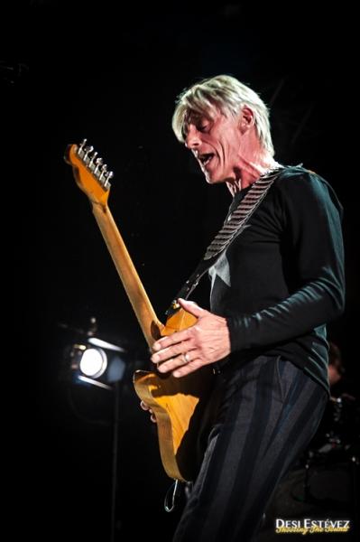Paul Weller en Festival Pedralbes 2015