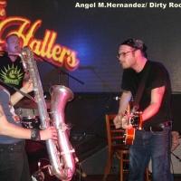 THE HOOTEN HALLERS ANGEL MANUEL HERNANDEZ MONTES DIRTY ROCK 9