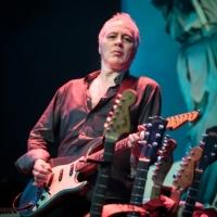 Jackson Browne en el festival Jazz San Javier 2015 guitarrista