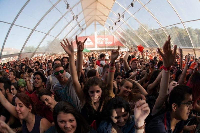 Bilbao BBK Live - 2015 - jueves 915