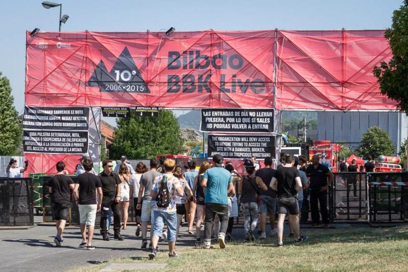Bilbao BBK Live - 2015 - viernes17