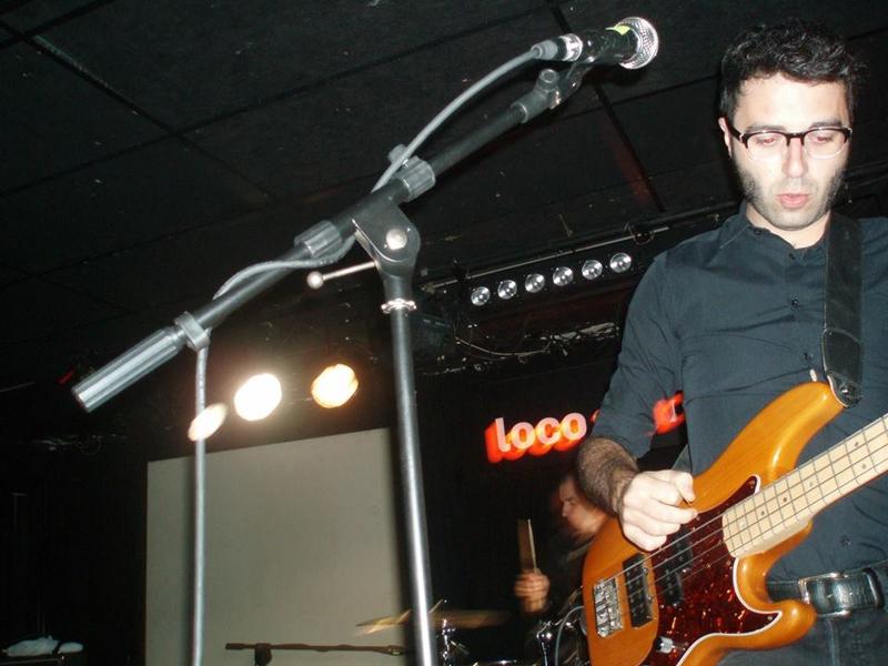 Radio Days en el 13er aniversario de Alta Tensión en el Loco Club