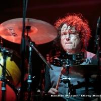 Roger Hodgson en Murcia batería