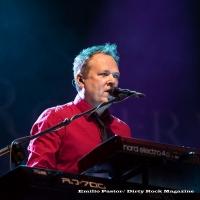 Roger Hodgson en Murcia teclados