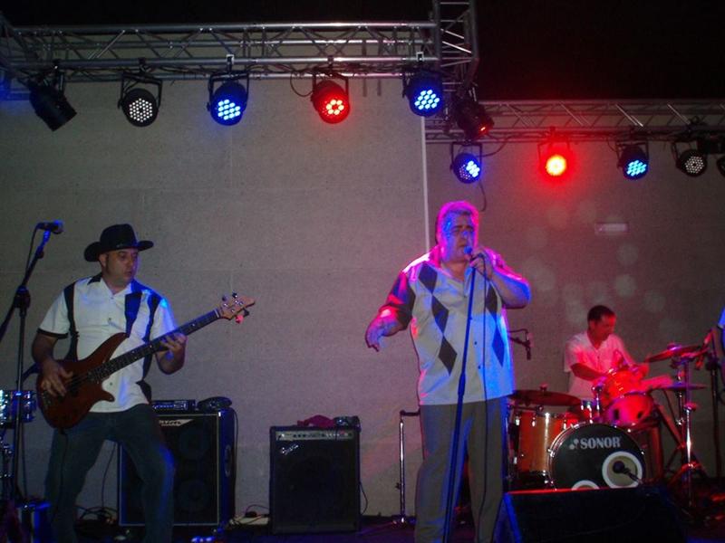 Bruno Lomas El Rock De Tony Carrera