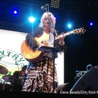 Emmylou Harris en Huercasa Festival copia